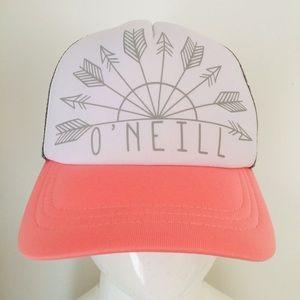 O Neill Boho SnapBack Hat Arrows One Size NWOT